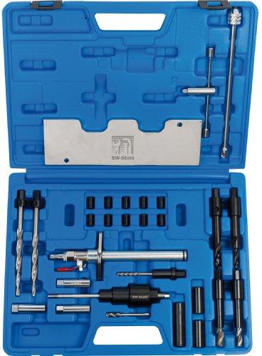 SW-Stahl 03671L Set d'outils de réparation pour bougies de préchauffage