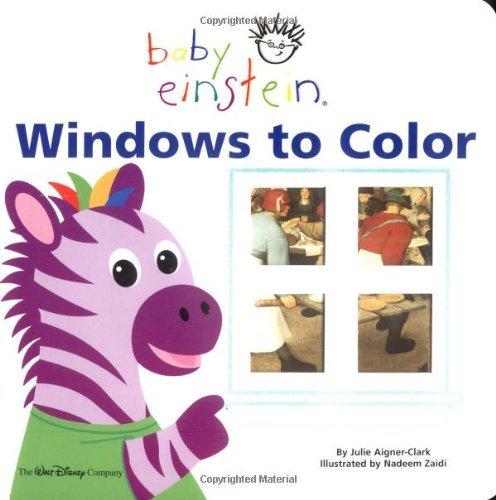 Baby Einstein: Windows to Color by Julie Aigner-Clark (2004-09-02)