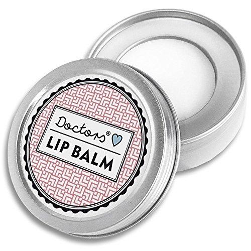 DOCTORS Lip Balm Lippenpflege | 14g Lippenbalsam mit Bienenwachs | sehr gut verträglich | spendet trockenen Lippen Feuchtigkeit | Lip Repair Balm