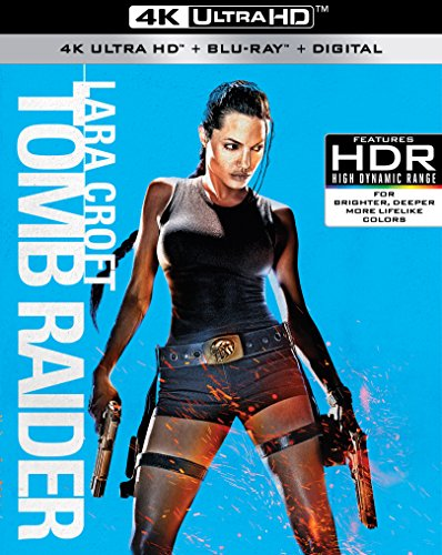 Lara Croft: Tomb Raider (4K Uhd/Bd Combo/Digital)