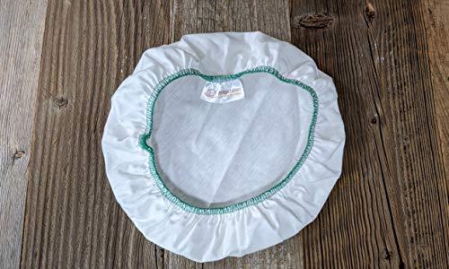 Textileinlage für Gärkörbchen, rund, 1.000g, 22cm Durchmesser