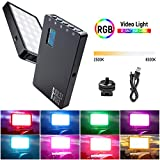 Best Pocket Camcorders - RGB LED Full Color Light,Pocket Camera Camcorder Video Review