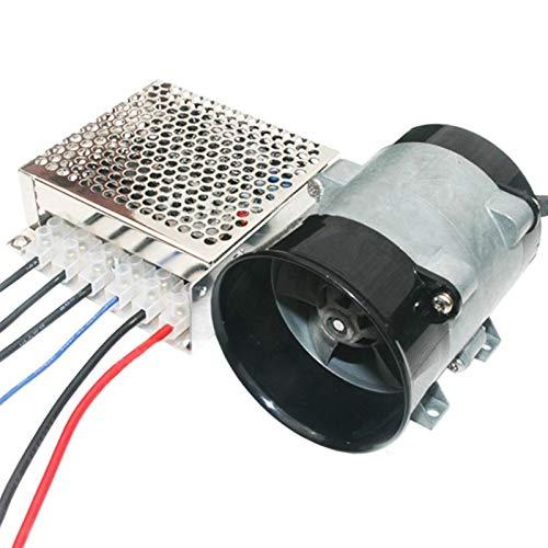 Lifeyz Coche eléctrico Turbina Turbo Turbo Cargador Aire Admite Ventilador Regulación de...