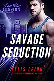 Savage Seduction: A Dire Wolf Shifter Romance Adventure by [Ellis Leigh]