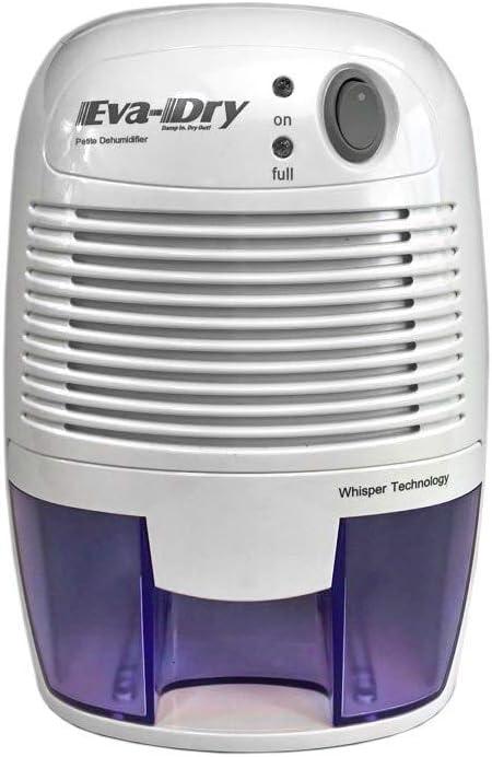 Eva-dry Edv-1100 Electric Petite Cheap sale White Dehumidifier SALENEW very popular! Renewed