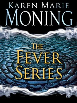 The Fever Series 7-Book Bundle  Darkfever Bloodfever Faefever Dreamfever Shadowfever Iced Burned