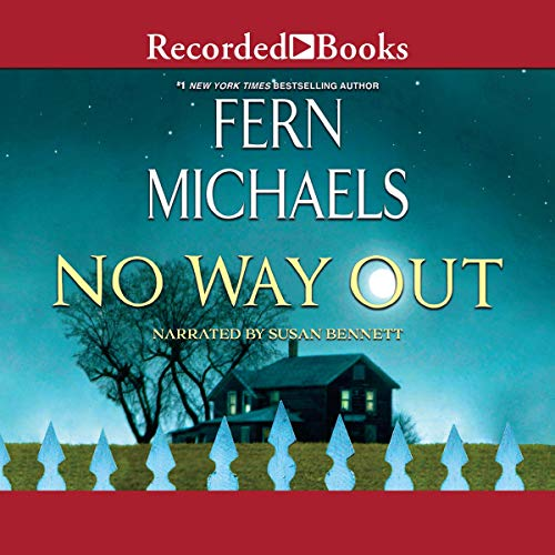 No Way Out Audiobook By Fern Michaels cover art
