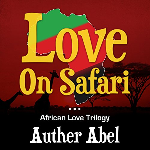 Love on Safari audiobook cover art