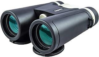 FANGFHOME télescope Jumelles pour Adultes, Jumelles compactes Haute Puissance 12X42 pour l'observation des Oiseaux, Chass...