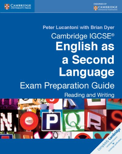 Compare Textbook Prices for Cambridge IGCSE English as a Second Language Exam Preparation Guide: Reading and Writing Cambridge International IGCSE 0 Edition ISBN 9789971966867 by Lucantoni, Peter,Dyer, Brian