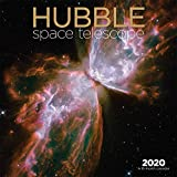 Hubble Space Telescope 2020 12 x 12 Inch Monthly Square Wall Calendar by Wyman Publishing, Science Space Technology