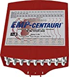 Geeignet für Mehrfacheinzugssysteme und kombinierbar mit allen EMP Centauri Produkten Digital, HDTV, FullHD, 4K, UHD In Europa hergestellt Material: Aluminium, Steel