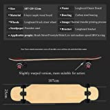 Zoom IMG-1 longboard skateboard 42 pollici fai