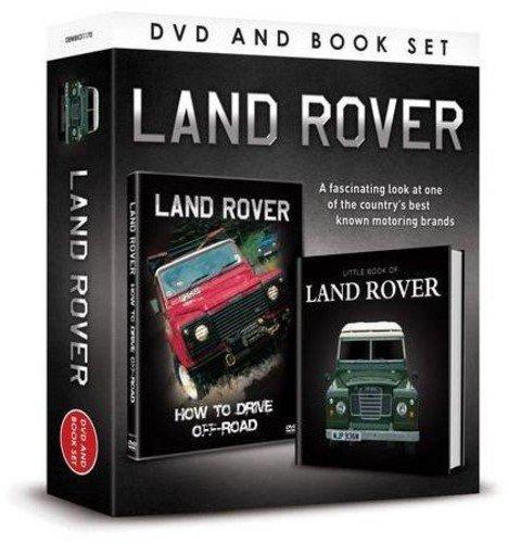 Land Rover Gift Set (Portrait Dvdbook Gift Set