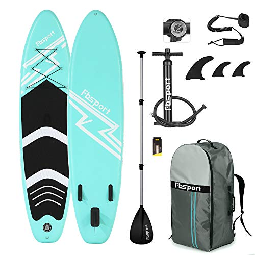 FBSPORT Planche de Sup Gonflable, Stand up Paddle Gonflable...