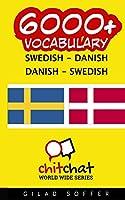 6000+ Swedish Danish Danish-swedish Vocabulary