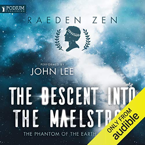 The Descent into the Maelstrom audiobook cover art