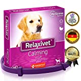 Calming Collar for Dogs with Appeasing Effect - Dog Anxiety Relief - Anti-Anxiety Collar with Long-Lasting Calming Effect for Dogs (26 inches)