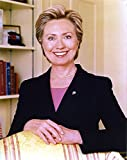 Celebrity Photos Hillary Clinton Smiling in Office Outfit