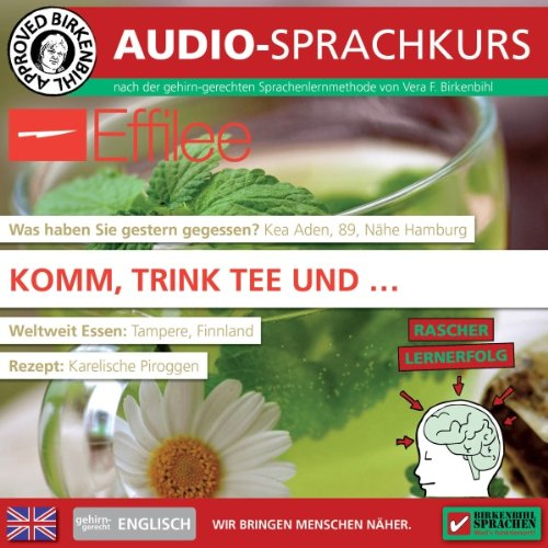 Englisch gehirn-gerecht - Effilee 1: Birkenbihl Sprachen