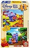 Educa Borrás Puzzle Madera 2x9 Winnie