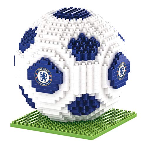 FOCO Chelsea FC BRXLZ Football 3D Building Set