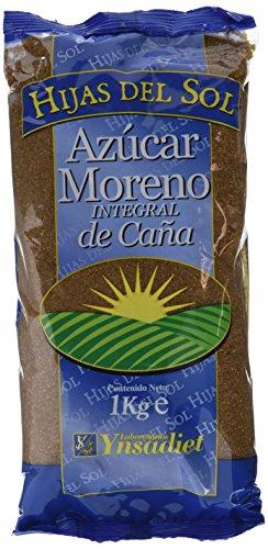 Hijas Del Sol Azúcar Moreno Integral de Caña - 1000 gr - [Pack de 2]