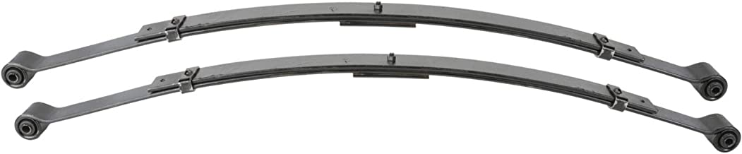 Western Chassis 821014 1982-2004 S10 Dropped Rear Leaf Springs, 4