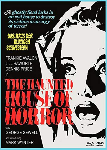 The Hounted House of Horror - Gänsehaut - The Haunted House of Horror - Mediabook - Cover D - Limited Edition auf 222 Exemplare - X-Rated-Eurocult-Collection #64 (+ DVD) [Blu-ray]