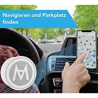 ALMOdot-Tracker-fuer-Parkplatzsuche-und-Fahrzeugortung-Inklusive-Navigation-und-automatischer-Erinnerungsfunktion-fuer-Parkplatzbezahlung-Stressfrei-Auto-Parkplatz-Finden-Bluetooth-Finder