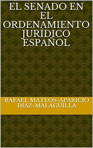 El senado en el ordenamiento jurídico español