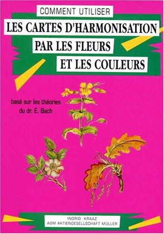 Les cartes d'harmonisation par les fleurs et les couleurs
