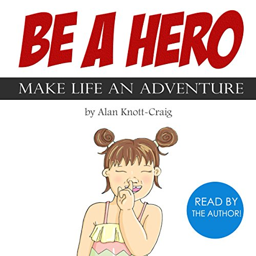 Be a Hero audiobook cover art