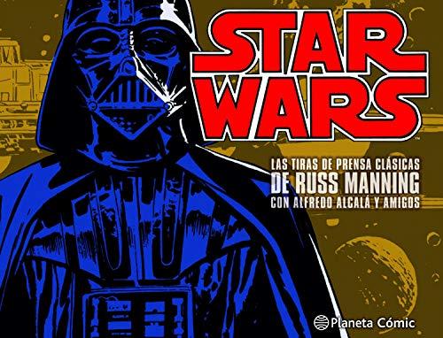 Star Wars Tiras de prensa de Russ Manning nº 01/03: 20 (Star Wars Otros)