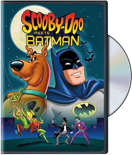 Scooby-Doo Meets Batman [RC 1]