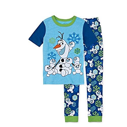 Disney Kollektion Olaf Pyjamas - Jungen 2-10