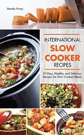 International Slow Cooker Recipes