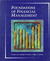 Foundations of Financial Management 0314095721 Book Cover