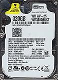 WD3200BUCT-63TWBY0, DCM SEMTJHB, Western Digital 320GB SATA 2.5 Hard Drive