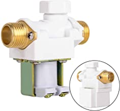 Beduan 12V Plastic Water Electric Solenoid Valve Normally Closed 1/2