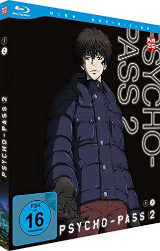 Psycho-Pass - Staffel 2 - Vol.2 - [Blu-ray]