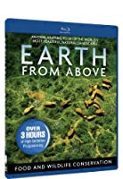 Earth From Above: Food & Wildlife Conservation [Blu-ray] [Import]