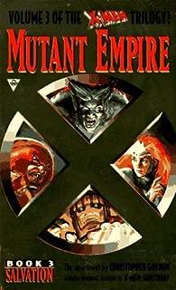X-Men Mutant Empire 3: Salvation (No 3) by Christopher Golden (1997-05-01)