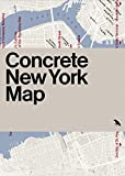 Concrete New York Map: Guide to Brutalist and Concrete Architecture in New York City