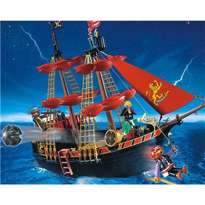 PLAYMOBIL® 4424 - Piratenkaperschiff