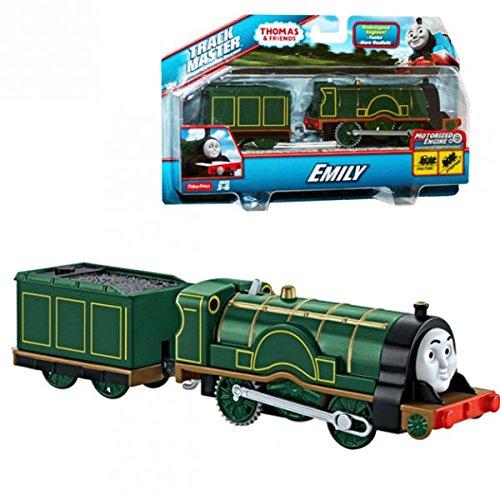 Thomas y sus amigos Emily Locomotora | Mattel CDB69 | Trackmaster