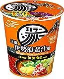 サッポロ一番 和ラー 三重 伊勢海老汁風 72g ×12食 製品画像