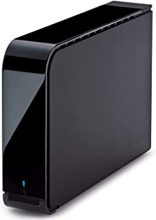 Buffalo DriveStation Axis Velocity High Speed External Hard Drive 4 TB