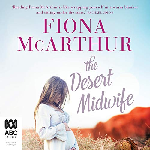 The Desert Midwife cover art