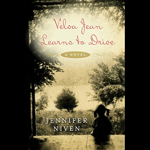 Velva Jean Learns to Drive audiobook cover art